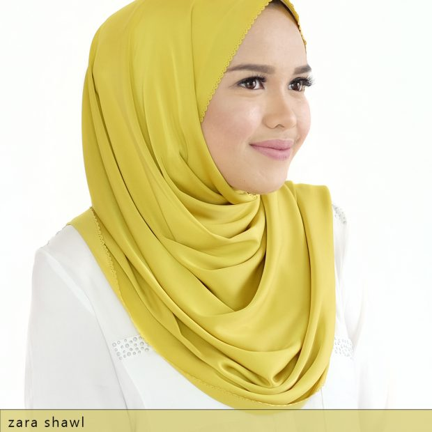"Zara Series Shawl 1.75m / Square 45"" Matte Satin Silk"