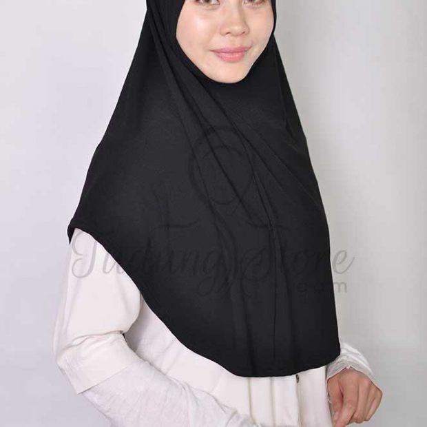 Sarung Express Hijab Size L (Dagu) Moss Crepe