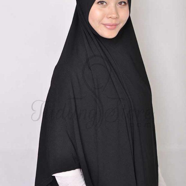 Sarung Express Hijab Size XXL (Dagu) Moss Crepe