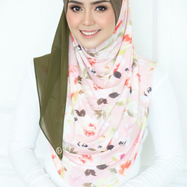 Nuha Series Sarung Express Hijab Size L