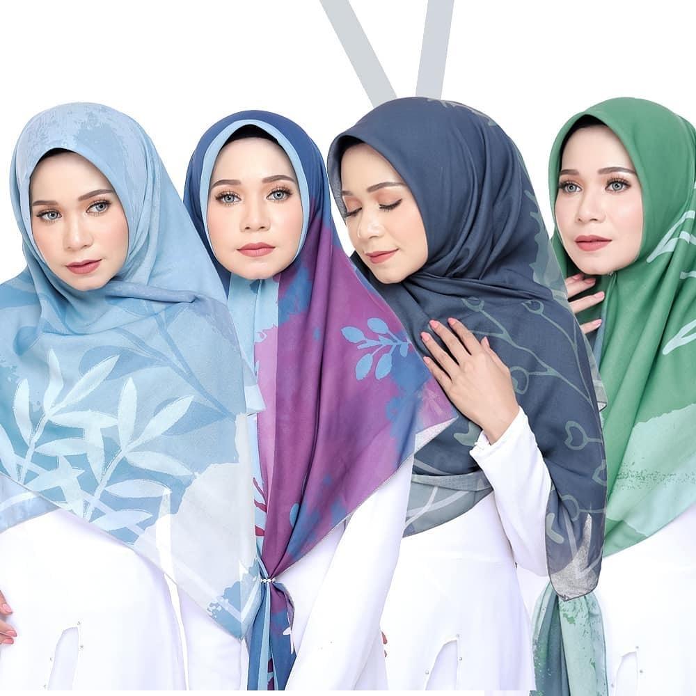 Tudung Bawal Labuh Cantik Dari Jenama Tudung Terbaik Di Malaysia
