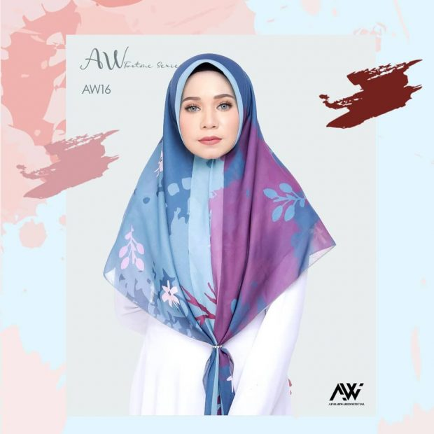 """Bawal Printed Square 60"""" Cotton Voile"""