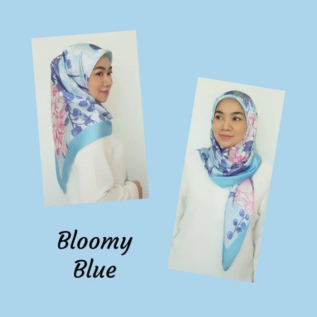 "Bloomy Series Square 45"" Satin Matte"