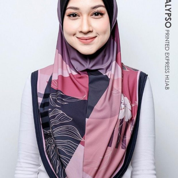 Janna Calypso Series Express Hijab ITY Lycra